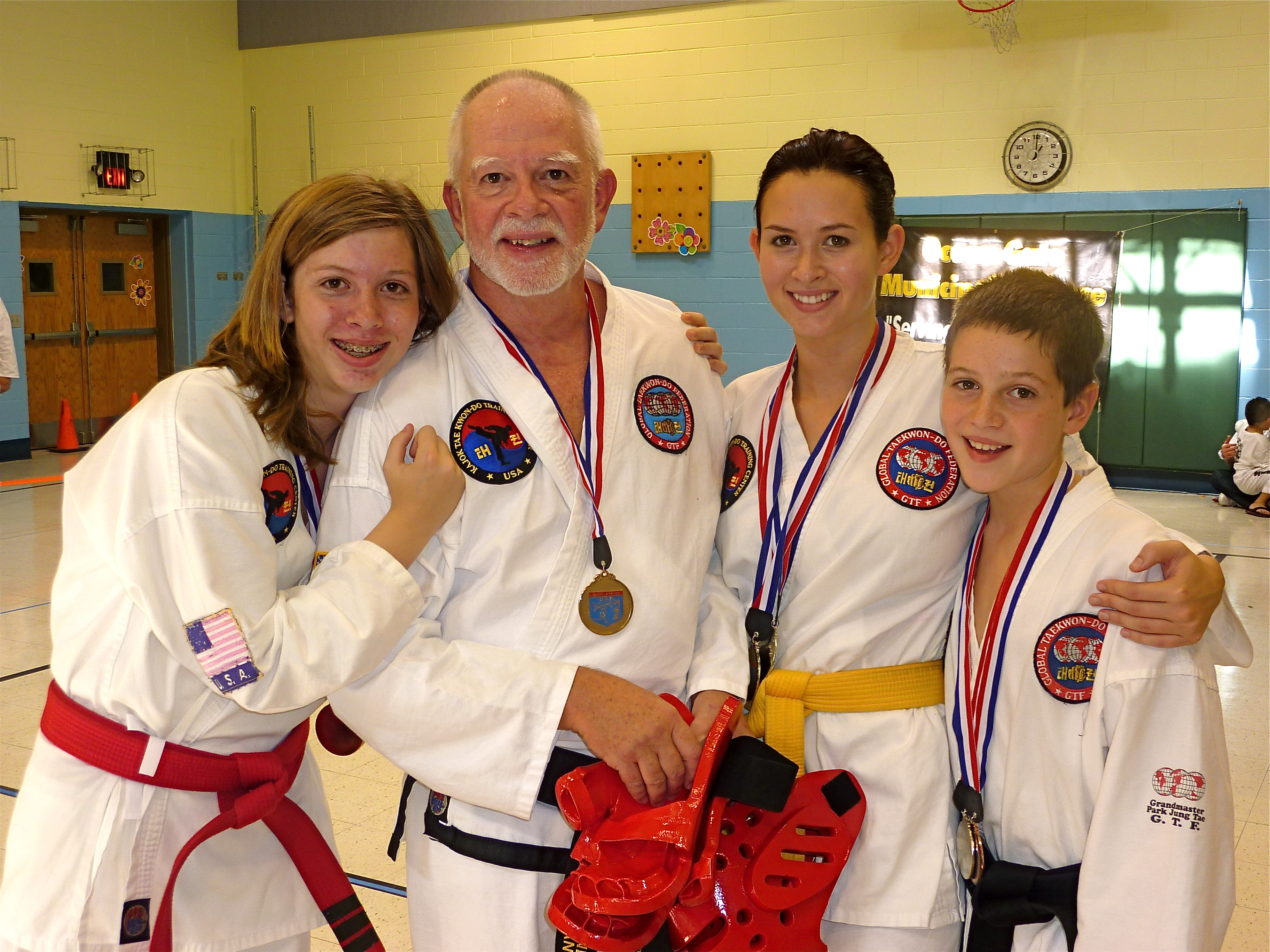 why i am taking taekwondo Hey everyone i am going to be volunteering as the medic for my son's taekwondo tournament looking for advice or anything i should be mindful of before the tournament.